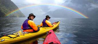 Milford Sound Kayaking Tour Thumbnail 1