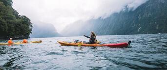 Milford Sound Kayaking Tour Thumbnail 6