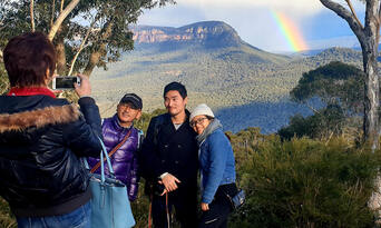 Blue Mountains Lyrebird Pass Thumbnail 4