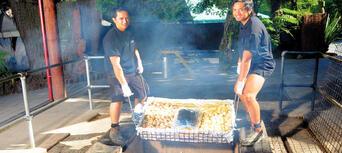Mitai Maori Village Tour with Hangi Meal Thumbnail 3