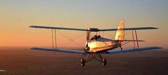 Yarra Valley Tiger Moth Flights - 20 Minutes Thumbnail 3
