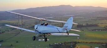 Yarra Valley Tiger Moth Flights - 20 Minutes Thumbnail 4