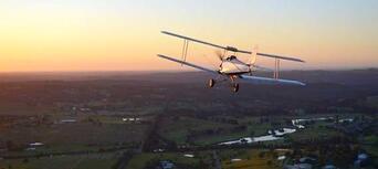 Yarra Valley Tiger Moth Flights - 20 Minutes Thumbnail 2