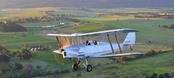Yarra Valley Tiger Moth Flights - 20 Minutes Thumbnail 1