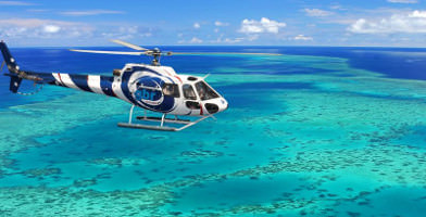 Port Douglas Helicopter Flights Great Barrier Reef Helicopter Flights