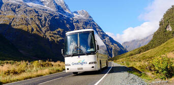 Milford Sound and Mt Cook Combo departing Queenstown Thumbnail 2
