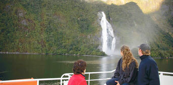 Milford Sound and Mt Cook Combo departing Queenstown Thumbnail 3