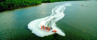 Cairns Jet Boat Ride Thumbnail 3