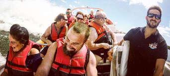 Cairns Jet Boat Ride Thumbnail 2