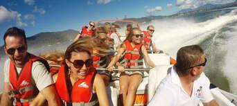 Cairns Jet Boat Ride Thumbnail 1