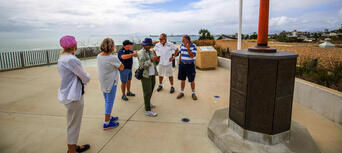 Townsville Military Tour with Optional Scenic Tour Thumbnail 2