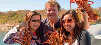 Tasmanian Seafood Seduction Cruise Thumbnail 1