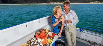 Tasmanian Seafood Seduction Cruise Thumbnail 4