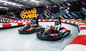 Gold Coast Indoor Go Karting and Activity Centre Thumbnail 3