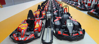 Gold Coast Indoor Go Karting and Activity Centre Thumbnail 6