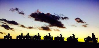 Quad Bike Aboriginal Culture and Sand Boarding Tour Thumbnail 4