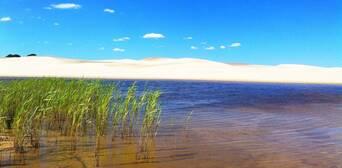 Quad Bike Aboriginal Culture and Sand Boarding Tour Thumbnail 3