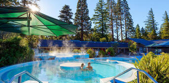 Hanmer Springs Thermal Pools Thumbnail 2