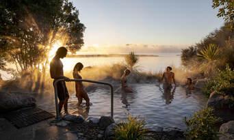 Polynesian Spa Entry & Packages in Rotorua Thumbnail 1