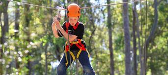 Western Sydney Treetop Adventure Park Thumbnail 4