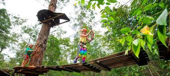 Western Sydney Treetop Adventure Park Thumbnail 5