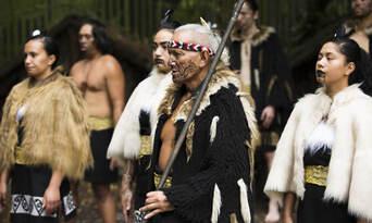 Ko Tane Maori Performance And Maori Kai Tasting Experience Thumbnail 3