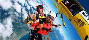 Taupo Skydiving Thumbnail 1