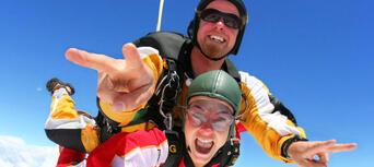 Taupo Skydiving Thumbnail 2
