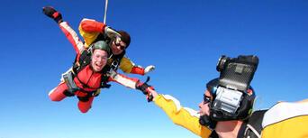 Taupo Skydiving Thumbnail 3