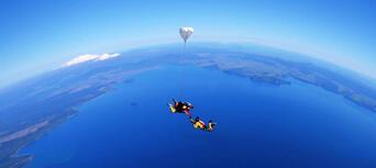 Taupo Skydiving Thumbnail 5