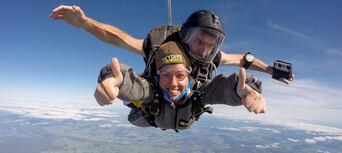 Skydive Bay of Islands Thumbnail 2