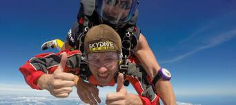 Skydive Bay of Islands Thumbnail 1