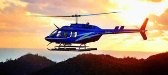 30 Minute Magnetic Island Helicopter Flight Thumbnail 6