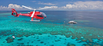 Great Barrier Reef Scenic Helicopter Flight - 30 Minutes Thumbnail 1