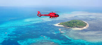 Great Barrier Reef Scenic Helicopter Flight - 30 Minutes Thumbnail 5