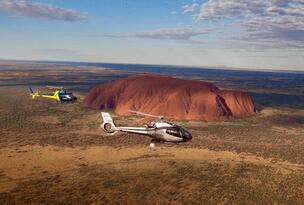 15 Minute Uluru Helicopter Flights Thumbnail 6