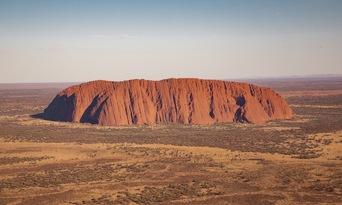 25 Minute Uluru and Kata Tjuta Helicopter Flight Thumbnail 2