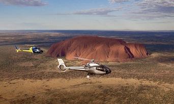 25 Minute Uluru and Kata Tjuta Helicopter Flight Thumbnail 6