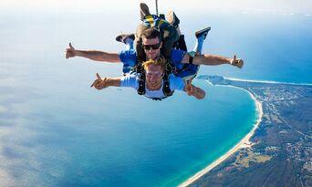 Byron Bay 15,000ft Tandem Skydive Thumbnail 6