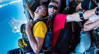 Byron Bay 15,000ft Tandem Skydive Thumbnail 2