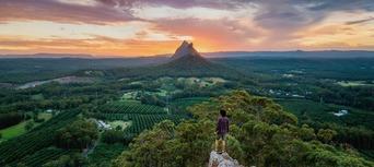Brisbane to Eumundi Markets & Sunshine Coast Hinterland Tour Thumbnail 6
