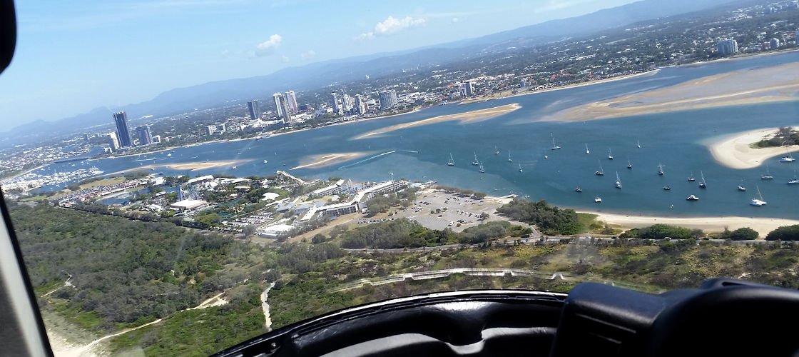 Gold Coast Helicopter Flight Review