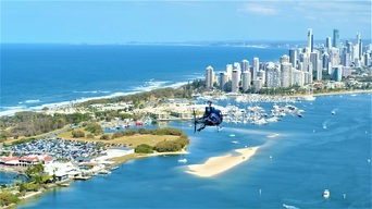 Gold Coast Scenic Helicopter Flights from Sea World Thumbnail 6