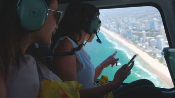 Gold Coast Scenic Helicopter Flights from Sea World Thumbnail 2