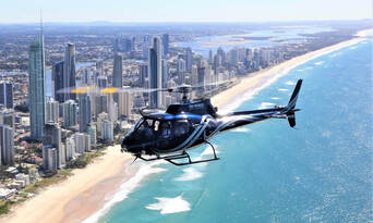Gold Coast Scenic Helicopter Flights from Sea World Thumbnail 1