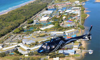Gold Coast Scenic Helicopter Flights from Sea World Thumbnail 5