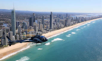 Gold Coast Scenic Helicopter Flights from Sea World Thumbnail 3