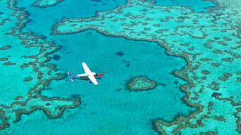 Cairns Great Barrier Reef Scenic Plane Flight Thumbnail 1