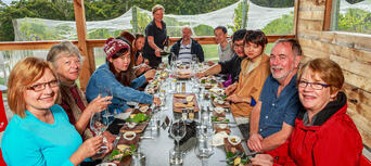 Bruny Island Full Day Tour including Six Course Lunch Thumbnail 2