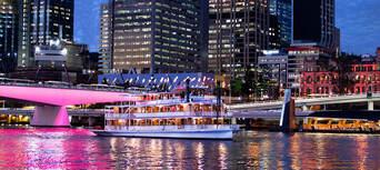 Brisbane River Dinner Cruise Thumbnail 1